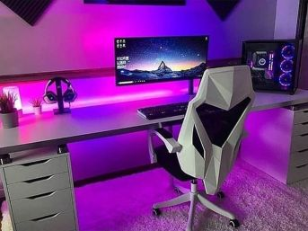 Gamingsetup Gamingpc Check Out Full Collection ☼ Via Instagram #Ps4 Gaming Setup #Dream Rooms #Gaming Setup Xbox