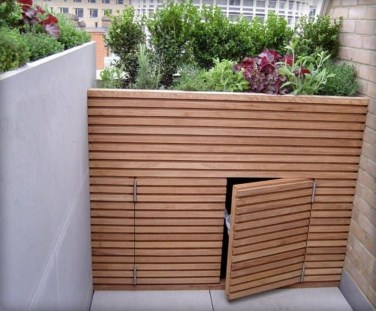 Ideas Of Fence Panels For Bordering The Yard ☼ Via Designrulz