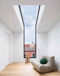 Skylight! Inspo From Charles Street Residence By @dxarchitects.