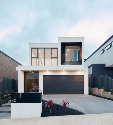 Galbraith Close // Recently Completed Project: Designed And Buil