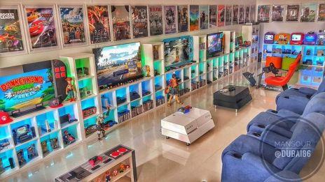 My New Gaming Room Is Ready Gamer Room DIY ☼ Via Diygamerr.maxpw #Ps4 Gaming Setup #Dream Rooms #Gaming Setup Xbox