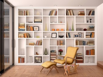 Open Shelves Ideas