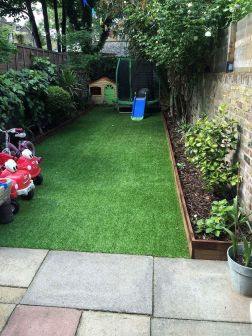 Small Backyard Ideas ☼ Via Kidmagz