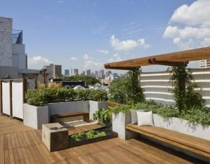 The Architect Is In Roof Gardens With Pulltab ☼ Via Remodelista