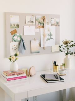 The Perfect DIY Pinboard - Monikahibbs.com