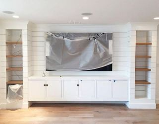 The Perfect TV Wall Ideas That Will Not Sacrifice Your Look - 02