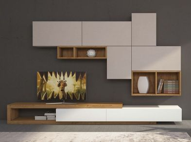 The Perfect TV Wall Ideas That Will Not Sacrifice Your Look - 07