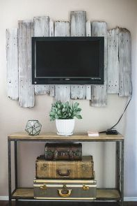 The Perfect TV Wall Ideas That Will Not Sacrifice Your Look - 09