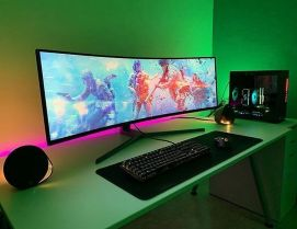 Ultawide Screen Yes Or No Gamers Discord Server ☼ Via Diygamerr.maxpw #Gaming Room Setup #Quarto Gamer #Playstation Room #xbox Room