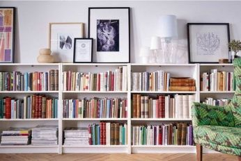 Ways To Make The Furniture In Your Rental ⊶ Via Apartmenttherapy #DreamLibrary