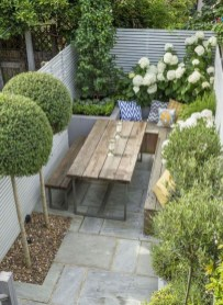 Ways To Make The Most Of A Small Yard ☼ Via Diygardendecoration