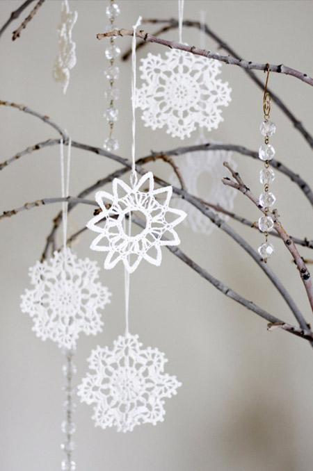 Addobbi natalizi shabby chic fai da te unadonna. Natale Shabby Chic Interior Design Low Cost