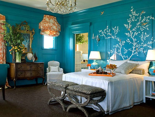 21 diseos modernos y elegantes de dormitorios  Interiores