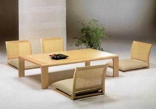 japanese living room set simple interior design ideas for sillas para el comedor al estilo japonés | interiores