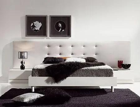 Cabeceras acolchadas para la cama de tu dormitorio