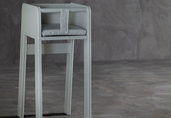Mobiliario minimalista para nios vanguardistas  Interiores