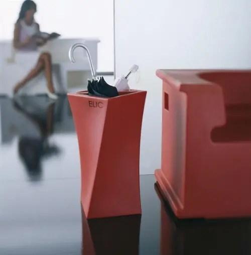 Porta Sombrillas de diseo minimalista  Interiores