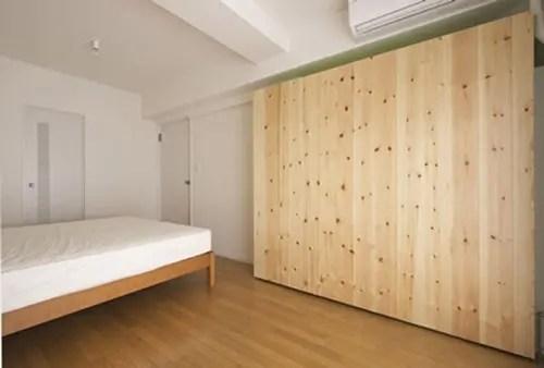 Inspiracin  Muro divisorio para apartamentos pequeos