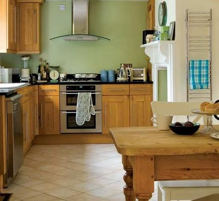 Ideas Para Decorar Tu Cocina Con El Color Verde Interiores