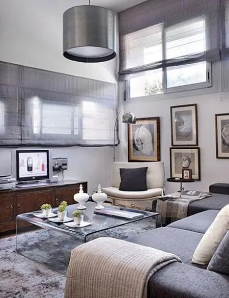 Decoracin de pequeos espacios elegantes y confortables