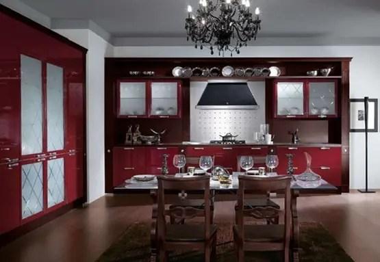 Cocinas lujosas por Scavolini  Interiores