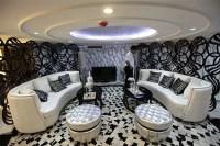 Hoteles de Lujo con Diseo de Barcos de Guerra | Interiores