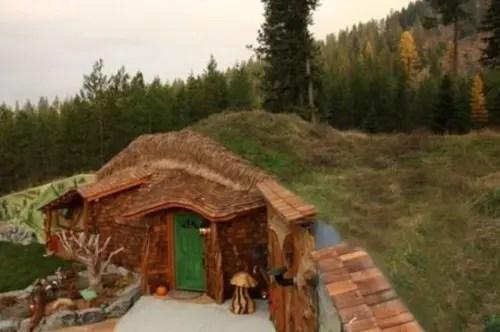 Casa Real de Hobbits  Interiores