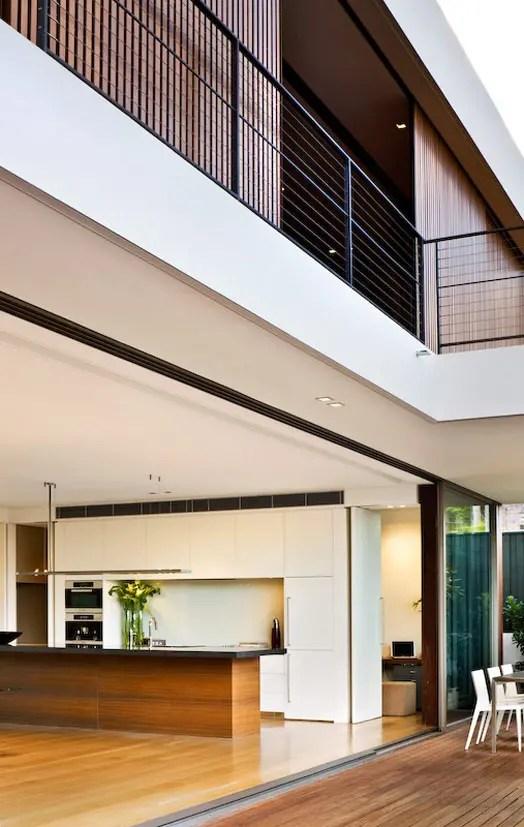 Inspiracion Arquitectura  Casa Moderna con espacios