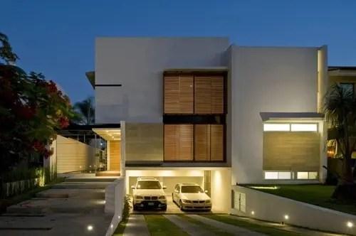 Residencia Moderna en Mxico La Casa de G  Interiores
