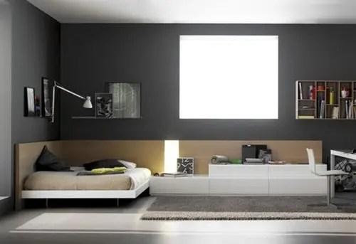 Diseos Modernos de Dormitorios Juveniles  Interiores