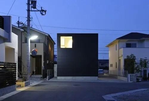 Casa Minimalista de Kashiba Diseo Japons  Interiores