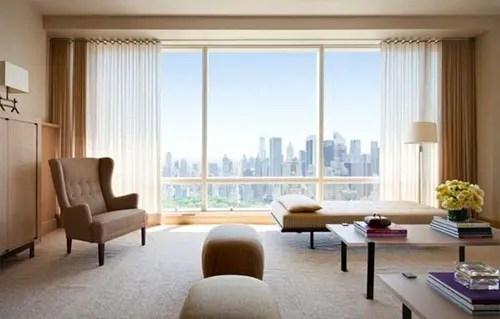 Apartamentos de Colores Suaves en Nueva York Central Park  Interiores