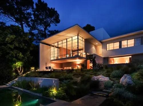 Arquitectura de diseo contemporneo al Sur de frica con