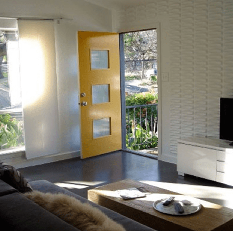 5 modernos diseos de puertas principales para tu hogar  Interiores