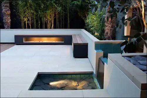 Muebles Modernos con tendencia asitica  Interiores