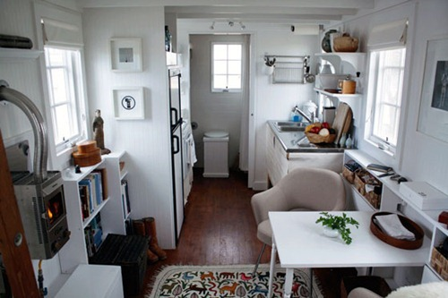 ProtoHaus Casa Rodante  Interiores