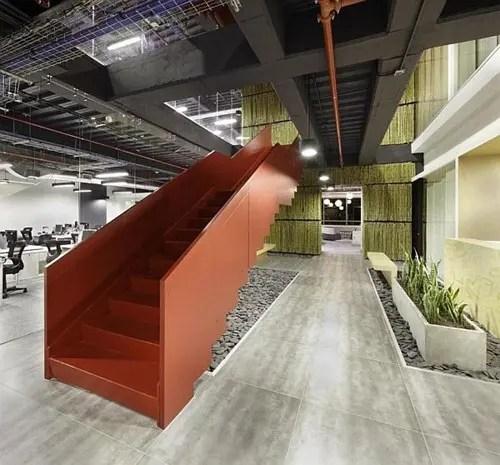 La Sede Bogot JWT Diseo de Interiores  Interiores