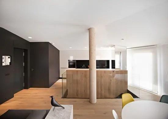 Casa de diseo Duplex 0710  Desarrollado para una pareja