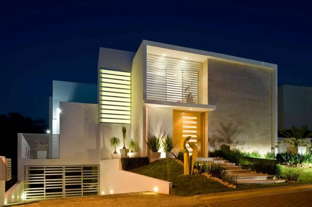 Casa M  Contemporanea arquitectura para esta casa mexicana  Interiores
