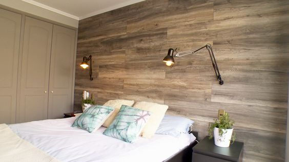 35 ideas de aplicacin de pisos de madera laminada