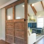56 Modelos de puertas corredizas ideales para espacios pequeños (2)