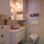 Mini apartamento lleno de ideas creativas de almacenamiento y decoración 06