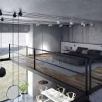 28 ideas de decoración para lograr un hogar con estilo industrial (10)