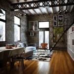 28 ideas de decoración para lograr un hogar con estilo industrial (20)