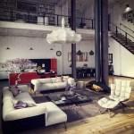 28 ideas de decoración para lograr un hogar con estilo industrial (5)