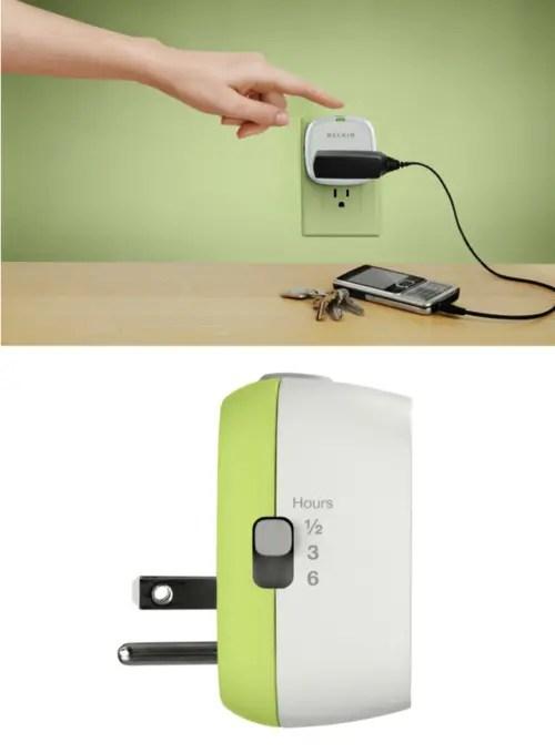 Ahorro de Energía por Belkin Conserve Socket