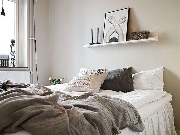 Dormitorios con aires Nrdicos  Interiores Chic  Blog de