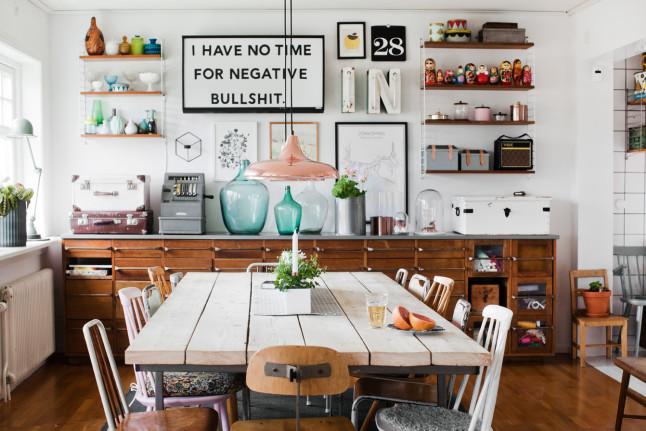 Quiero Una Cocina Industrial Interiores Chic Blog