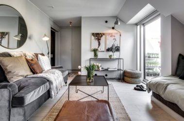 color gris perla para paredes Interiores Chic Blog de decoración nórdica