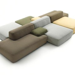 J M Paquet Sofa Lifestyle Solutions Aspen Convertible Bed Cloud Un Modular De Francesco Rota Para Lema 1